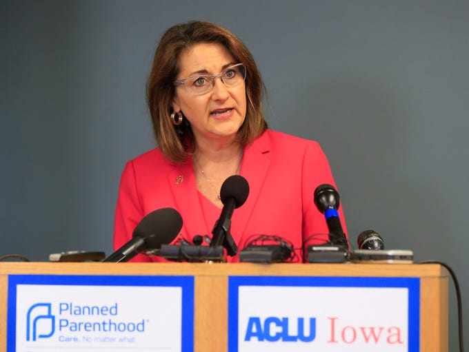 Suzanna de Baca, President of Planned Parenthood of