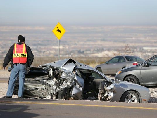 Fatal Car Accident In El Paso Tx