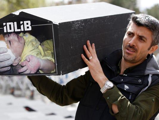 EPA TURKEY SYRIA PROTEST POL CITIZENS INITIATIVE & RECALL TUR