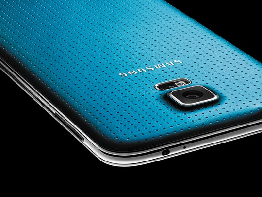 The Samsung Galaxy S5 can survive an underwater dunking up to a meter in depth.