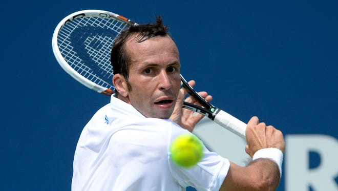 """""""At the end of the day in every fight everyone is trying to use everything which is possible,"""" says Radek Stepanek, who has reached the top-10 in both singles and doubles. """"If you can get your opponent thinking more, getting distracted, it's only benefiting you."""""""
