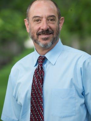 Colorado State University Provost Rick Miranda.
