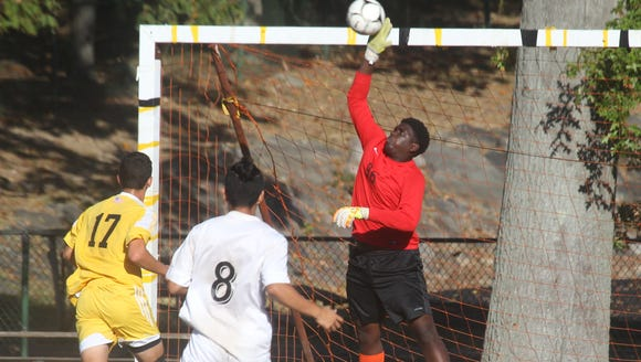 Clarkstown South won 4-2 at Spring Valley in a Class