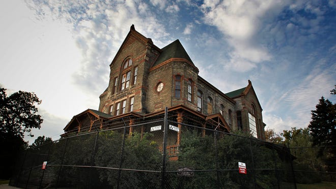 The Ward Memorial Theater is among three buildings at Milwaukee's historic Soldiers Home complex that are the focus of a new redevelopment campaign.