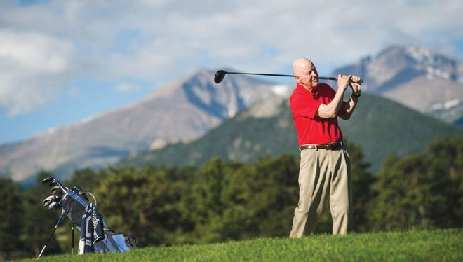 The mitral valve in Joe Minker's heart was leaking, and he needed help. Instead of open-heart surgery, doctors at Medical Center of the Rockies in Loveland fixed Minker's heart through a mitral-valve clip procedure. Now, he's back on the golf course and walking six days a week.