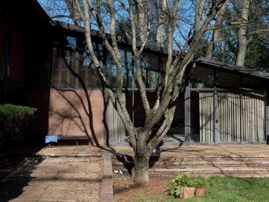 The home of architect Bruce McCarty is for sale for