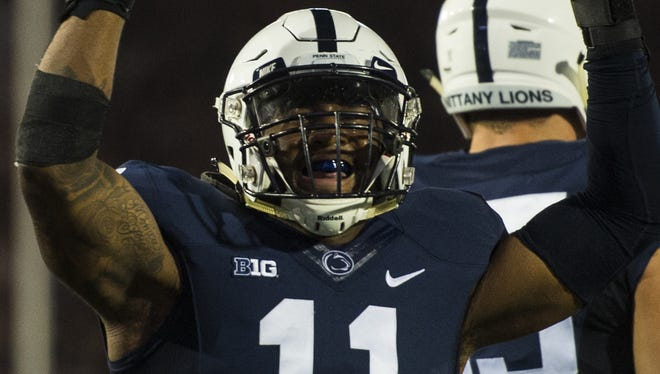 Linebacker Brandon Bell is not only one of Penn State's key players but also one of the few senior leaders. What will his impact be this spring?