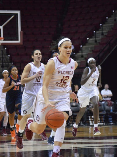 The Florida State women's basketball team recorded