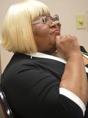 Darlene Cotton, health coordinator for Faith Missionary