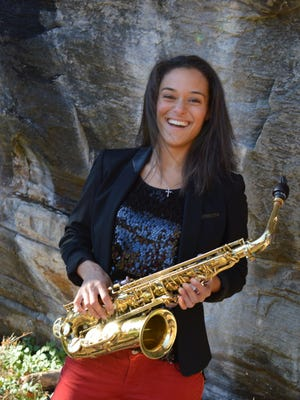 Singer-songwriter/sax ace Vanessa Collier blows in with her five-piece band for a night of hot blues, soul and funk at 9 p.m. Friday at Bradfordville Blues Club.