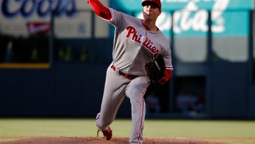 Eickhoff roughed up in Phillies' 8-3 loss to Rockies