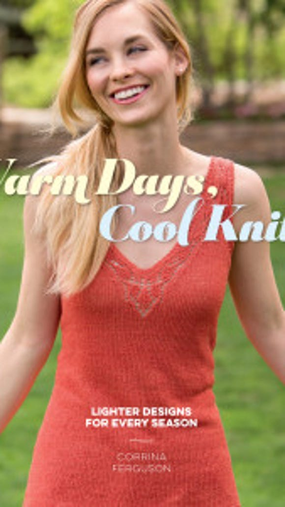 This is a terrific book for any woman who wants to knit herself beautiful lightweight sweaters
