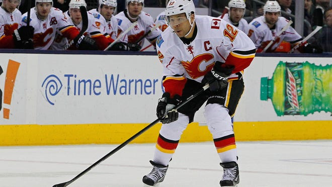 Jarome Iginla had 625 goals and 675 assists for 1,300 points in 1,554 regular-season NHL games for the Calgary Flames, Colorado Avalanche, Pittsburgh Penguins and Los Angeles Kings in his Hall of Fame career.