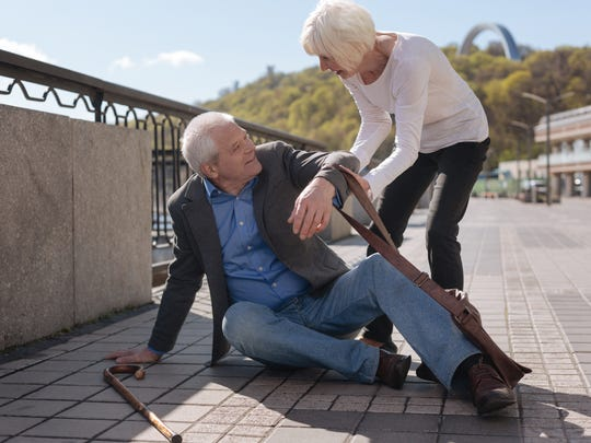 Follow this advice to help from having a painful fall.