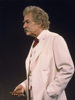 Hal Holbrook has been performing his one-man show as Mark Twain for more than 60 years.