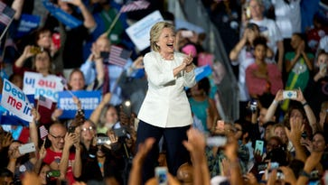 Gabrielle Giffords: Why I support Hillary Clinton for president