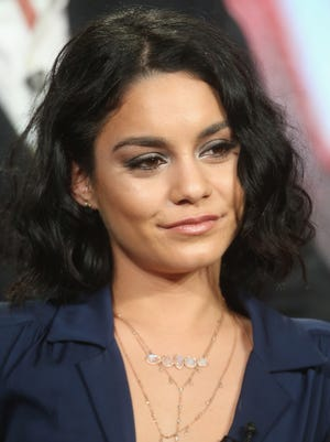 Vanessa Hudgens said she will dedicate Sunday's performance of Fox's 'Grease: Live!' to her father, Greg, who died one day earlier.