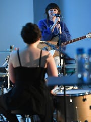 Waxahatchee's Katie Crutchfield performs  during the