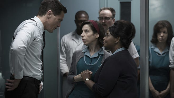 """Michael Shannon, Sally Hawkins, Octavia Spencer star in """"The Shape of Water,"""" by honored at the Palm Springs International Film Festival Awards Gala."""