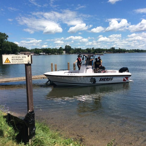 White Lake drowning victim identified as Hartland man