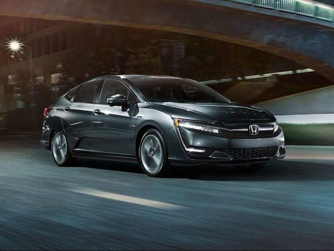 Honda ClarityAvg. days on lot: 13.22017 sales: 2,455