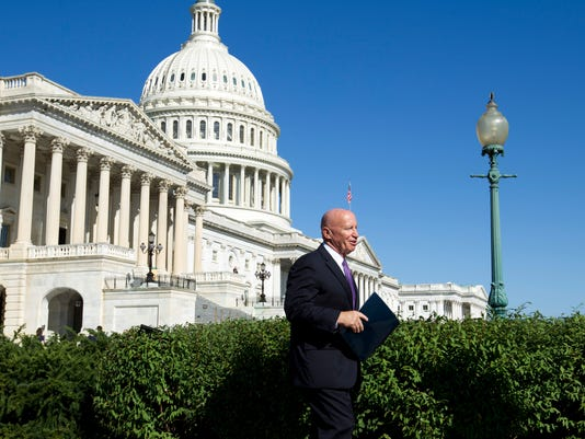 AP CONGRESS TAX OVERHAUL A USA DC