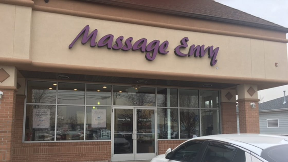 Get De Stressed Massage Envy Opens In Piscataway