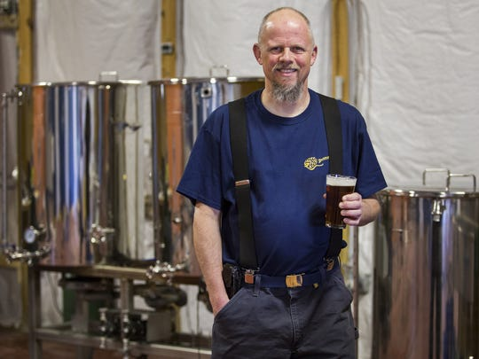 Blue Earl Brewing Co., founded by Ron Price, opened in Smyrna two months ago.