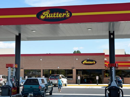 Mercersburg's Rutter's has 12 fueling stations. The store, seen Friday, September 2, 2016,  opened for business recently at 378 N. Main St. Mercersburg.