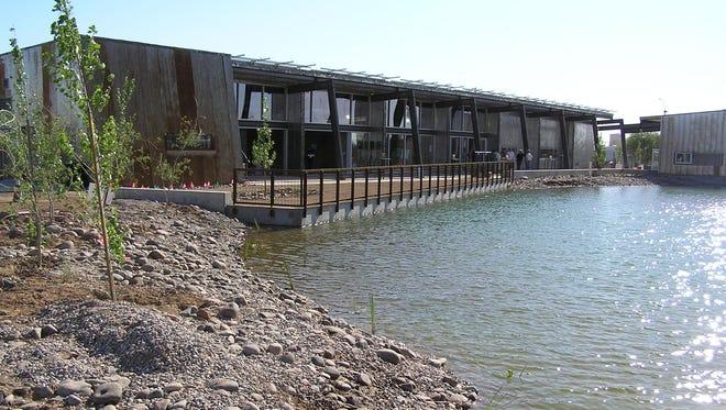 The Nina Mason Pulliam Rio Salado Audubon Center  in Phoenix.