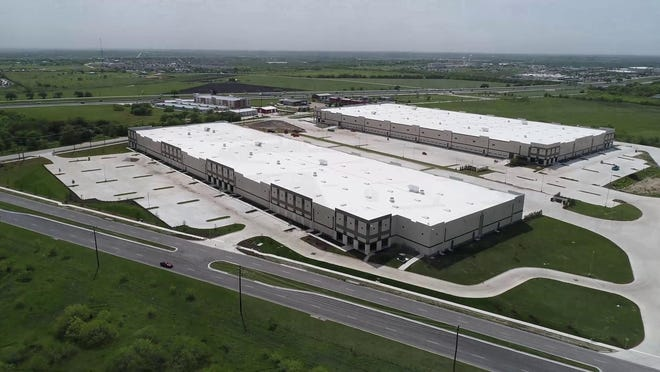 Lowe's has signed a lease for 120,000 square feet in the Kyle Crossing Business Park.