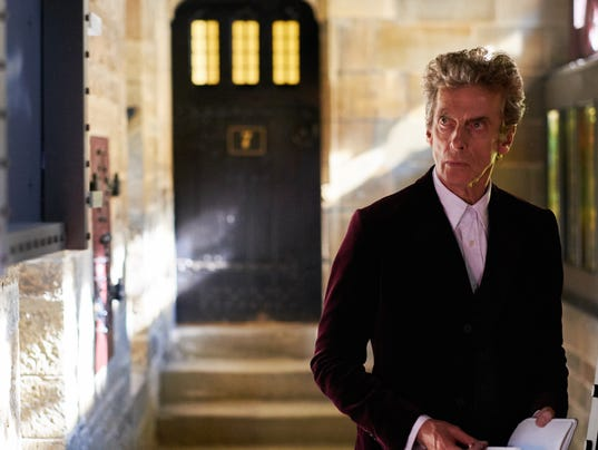 Doctor Who Peter Capaldi