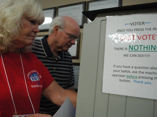 Sumner County election officials say they plan to ask