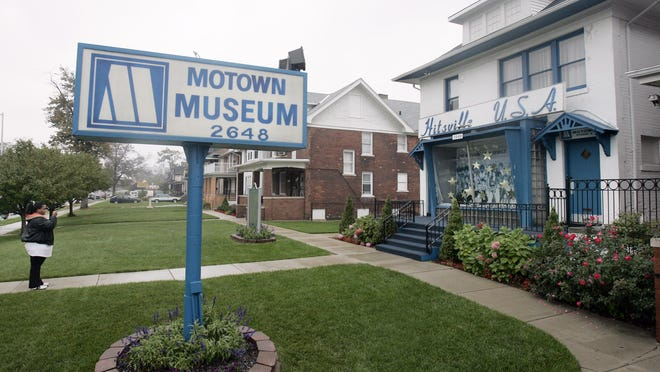 The Motown Museum in Detroit