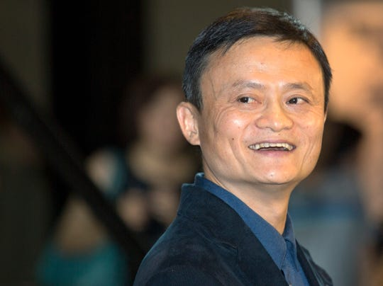 Alibaba's Jack Ma: From 'crazy' to China's richest man