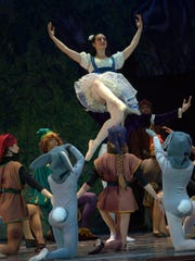 Keara Soloway returns as Snow White at the Ithaca Ballet