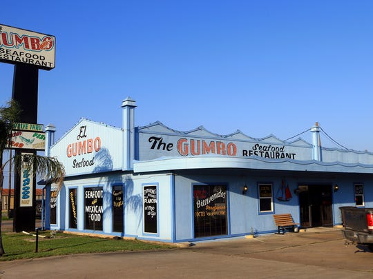 Gumbo Seafood Restaurant on Thursday, March 16, 2017, in Refugio.
