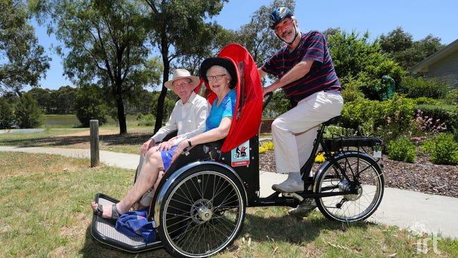 Valley VNA Senior Services in Neenah will receive two new bike rickshaws. They are seeking volunteer bike pilots to take seniors on bike rides in the community.