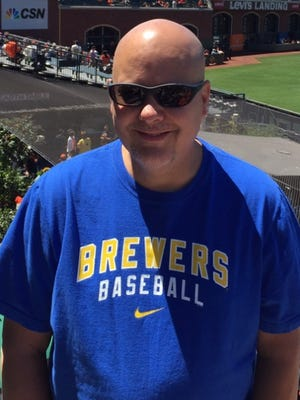 Rick Coe, 61, of New London recently fulfilled his dream of attending every Major League Baseball stadium.