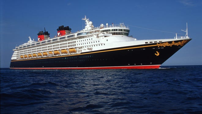 The Super Bowl will be shown in several locations on Disney Cruise Line ships.