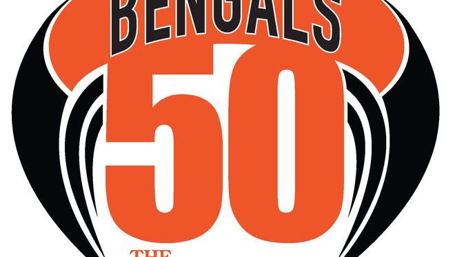 Bengals 50 logo