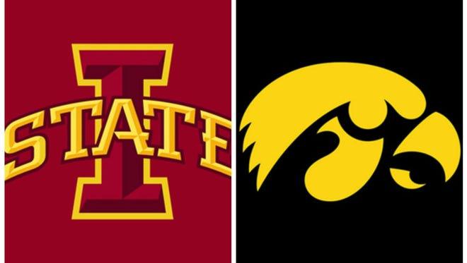 Iowa State and Iowa
