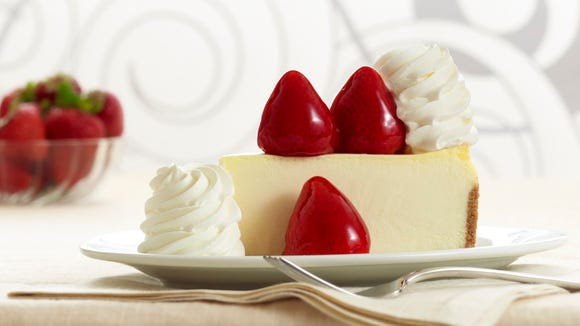 The Cheesecake Factory will open its Greenville location May 31.