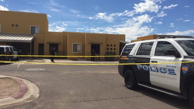 A 5-year-old child died in Avondale on Sept. 28, 2016, after shooting himself in the head with his father's handgun, police say.