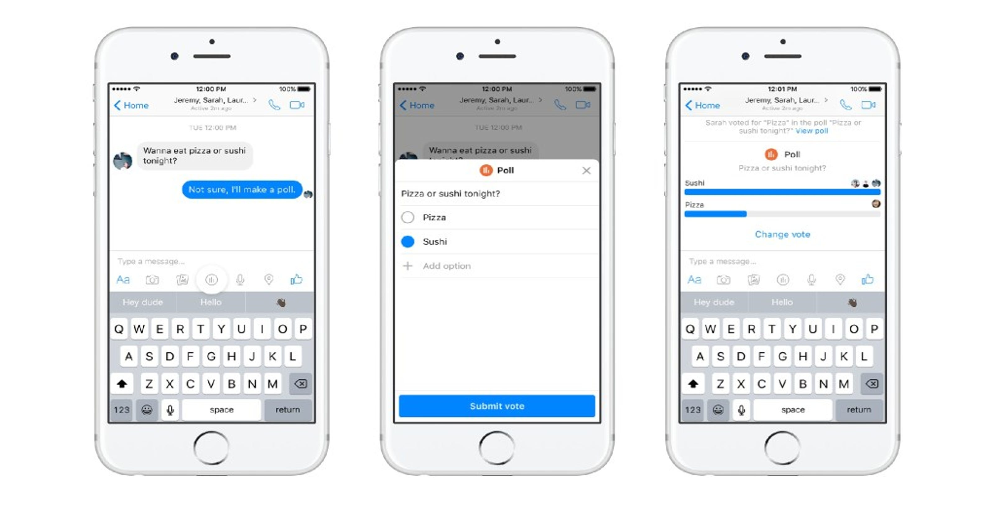 3 Facebook Messenger tricks you will love
