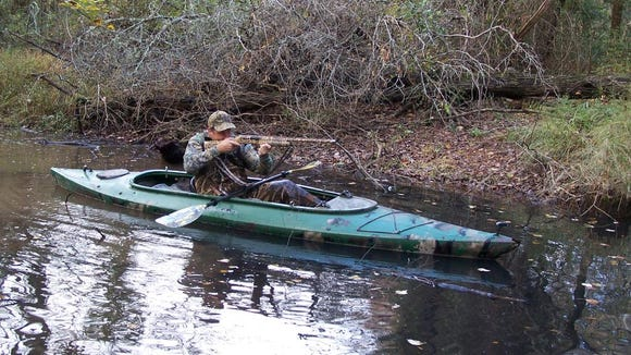 With duck season opening Saturday, many Upstate waterfowl hunters can find successful hunting grounds by floating streams and small rivers in search of ducks.