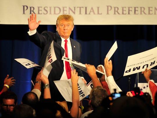 Donald Trump's campaign announced a 25-member religious