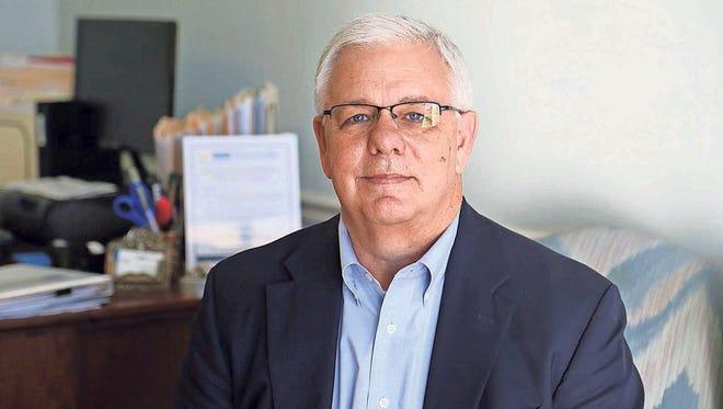 Ken Dority, executive director of NAMI Greenville.