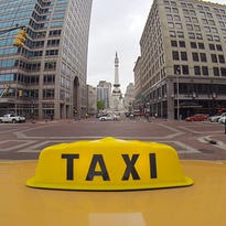 7 rules for Indianapolis taxis that don't apply to Uber, Lyft
