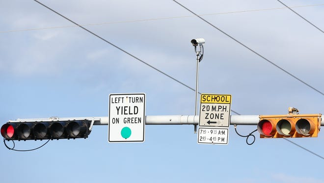 Camera driven traffic enforcement is a hot topic and one the City Council discusses regularly.
